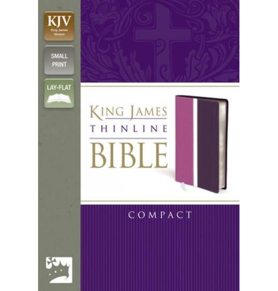 KJV Thinline Bible (Orchid/Plum)