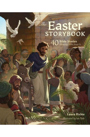 The Easter Storybook - Laura Ritchie