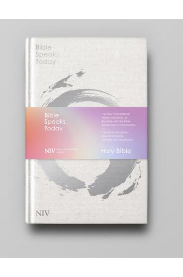 Bible Speaks Today - NIV holy bible